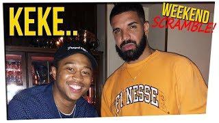 WS - Drake's Dance Challenge is Dangerous?! ft. Gina Darling & DavidSoComedy