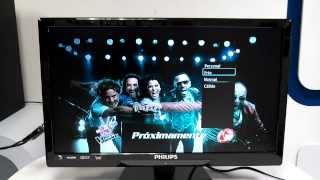 Calibración de TV LCD LED PHILIPS