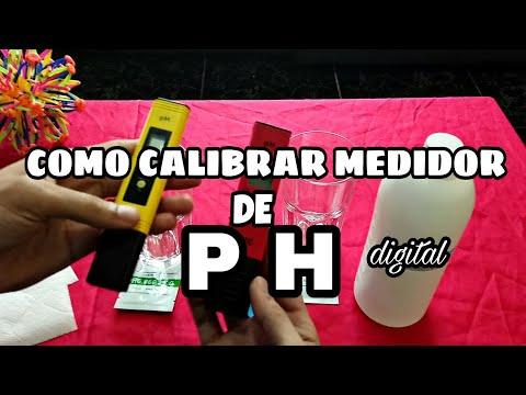 COMO CALIBRAR O MEDIDOR DE PH - MEDIDORES DE PH DIFERENTES - MODELOS DE PH DIFERENTES