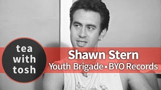 Shawn Stern Youth Brigade on Tea With Tosh