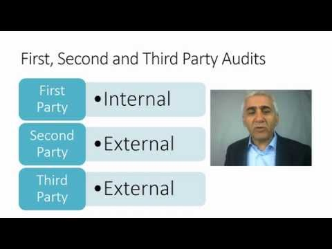 ISO 9001 QMS Auditor / Lead Auditor Course at Udemy - YouTube