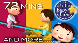 Little Baby Bum | See Saw Maegry Daw | Nursery Rhymes For Babies | Songs For Kids
