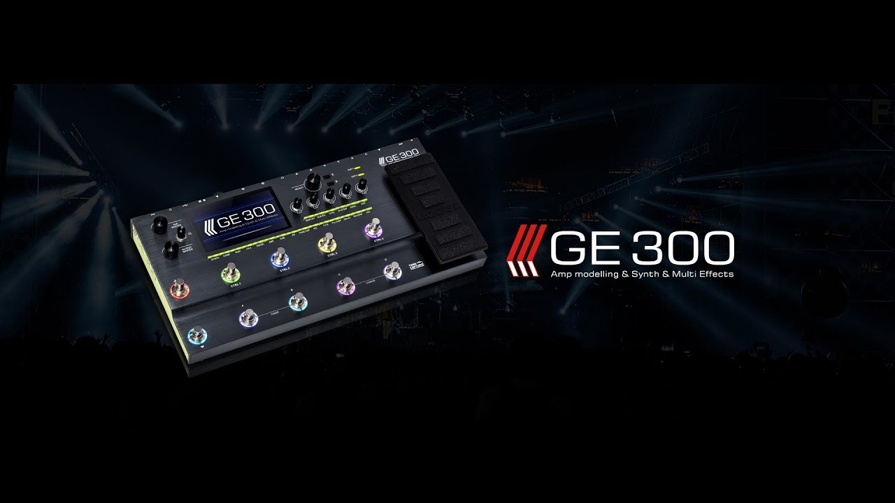 Mooer GE300 Video