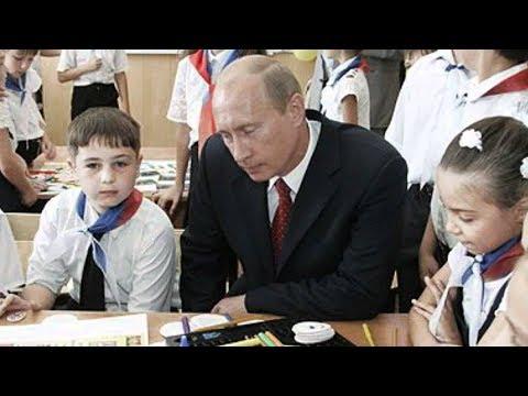 Учат в школе пародия Путин в школе