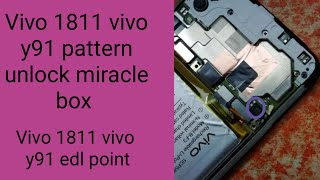 vivo 1816 pattern unlock miracle - TH-Clip