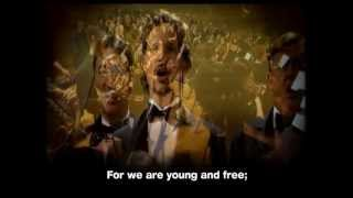 Australian National Anthem - choir, performance, lyrics, two verses