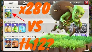 1 TROOP TYPE RAID LIVE TH12