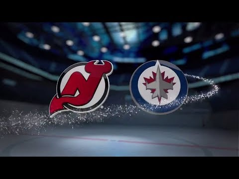 New Jersey Devils vs Winnipeg Jets - November 18, 2017 | Game Highlights | NHL 2017/18. Обзор матча