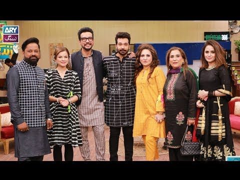 """Rapid Fire"" is played by Faysal Qureshi,Parveen Akber,Asma & Fazyla Lashari"