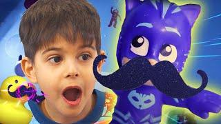 Moustachioed!  ✨ PJ Masks Creations Episode 💜NEW SERIES ⭐️