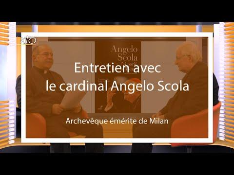 Cardinal Angelo Scola « J'ai parié sur la liberté »