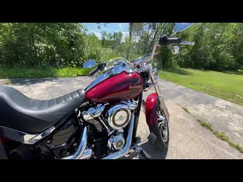 2020 Harley-Davidson Low Rider® in Muskego, Wisconsin - Video 1