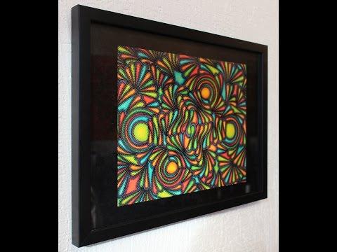 Aperçu vidéo de la peinture : Matière.