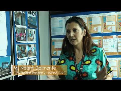 UNFPA works with several partners to eliminate gender based-violence