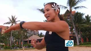 Vacation Workouts & Authentic Hawaiian Luau | EYE ON L.A.