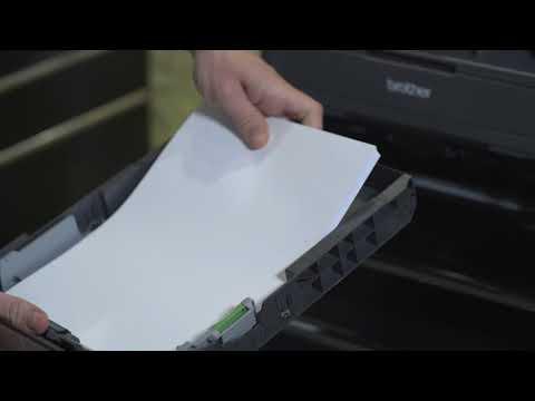 Brother Drucker - Vorteile einer geschlossenen Papierkassette