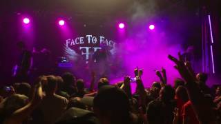 Face To Face - Complicated (live)