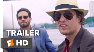 Gold Official Trailer 1 2016  Matthew McConaughey Movie