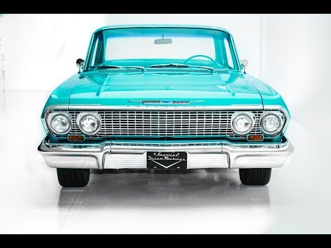 Video of '63 Bel Air - L63T