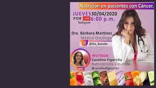 Nutrición en Pacientes con Cáncer