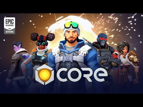 Play and Create in the Multiverse | Epic Games Store Spring Showcase de Core