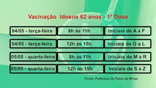 As vacinas que chegaram em Belo Horizonte na quinta-feira do Ministério da Saúde, foram distribuídas às unidades regionais de saúde só nesta segunda pelo governo de Minas Gerais.