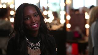 Jevon King Trinidad and Tobago Miss Universe 2014 Official Interview