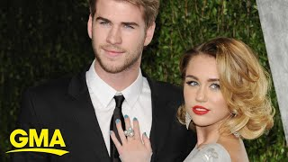 Miley Cyrus Opens Up About Her Divorce From Liam Hemsworth L Gma