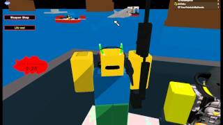 Video Roblox Natural Disaster Survival W Burnoutpro15
