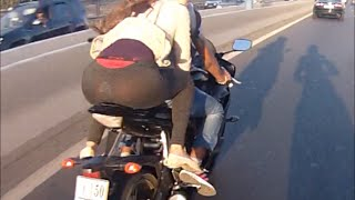 preview picture of video 'Drive Like a Dick, Biker's Reflexes and Follow your instincts.'