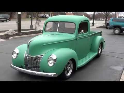 Video of '40 Pickup - PWWB
