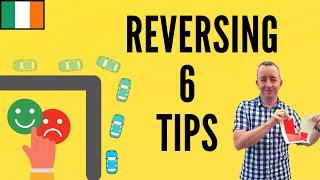Reverse Around a Corner Driving Test Tips