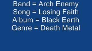 Arch Enemy - Losing Faith