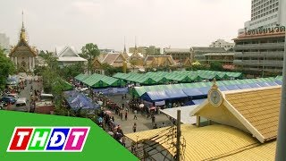 Người Thái xếp hàng dài bỏ phiếu sau 8 năm chờ đợi | THDT
