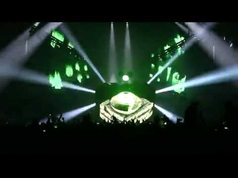 Deadmau5 Live @  SONAR Barcelona 2012. Sometimes Things Get, Whatever + Cthulhu Sleeps