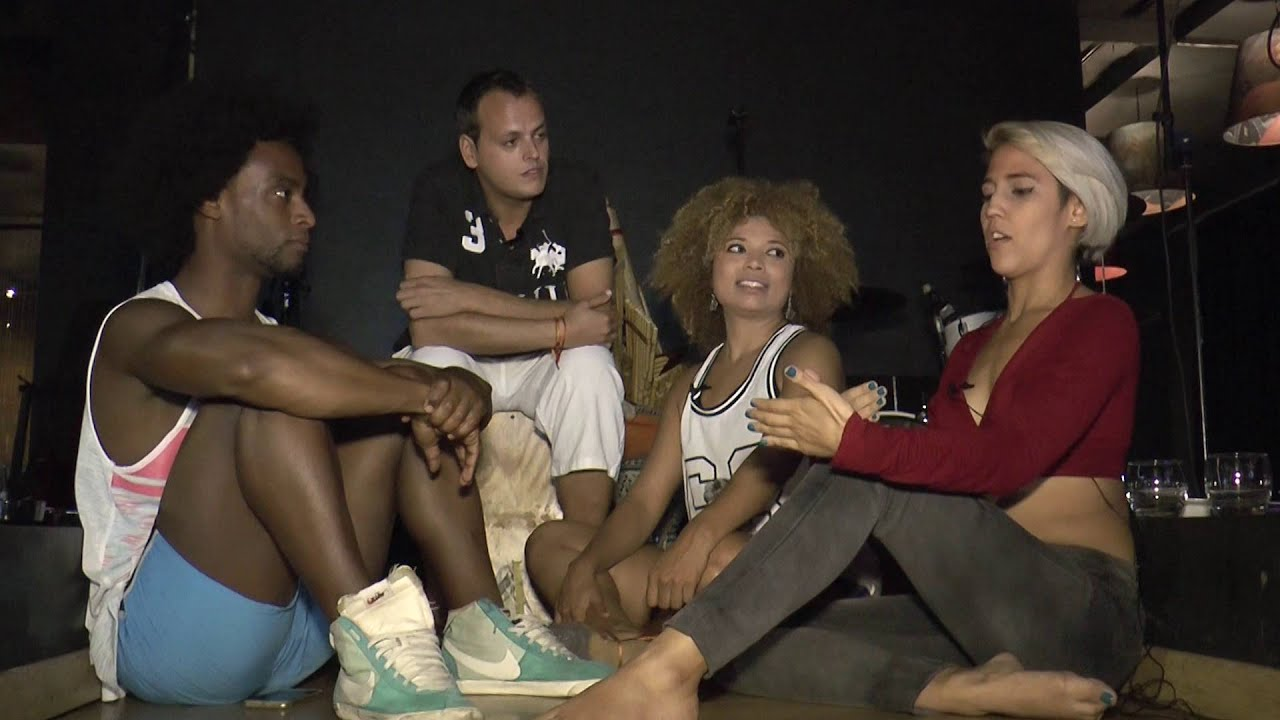 """LATINOS POR EL MUNDO """"RABAT - CASABLANCA"""" - Bethfrain, Roxana y Gigi"""
