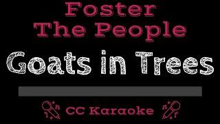 Foster The People   Goats In Trees CC Karaoke Instrumental Lyrics