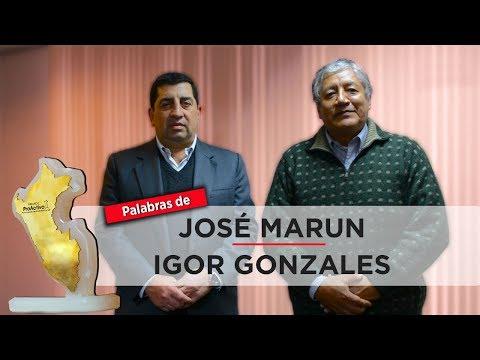 Premios ProActivo: Invitación de José Marun e Igor Gonzales