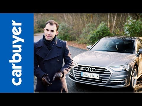 Audi A8 2018 in-depth review - Carbuyer