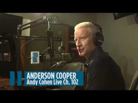 Andy Cohen Live: Anderson Cooper on Taking the Stage with Madonna // SiriusXM // Radio Andy