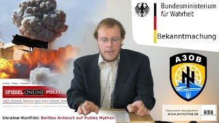Diese WAHRHEITEN sollen Sie über die Ukraine verinnerlichen