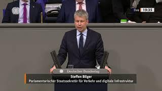 15.04.2021 – Änderung des Bundesfernstraßengesetzes