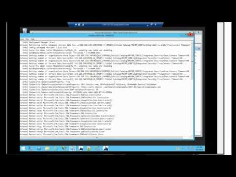 Configuring CRM from the Outside - YouTube