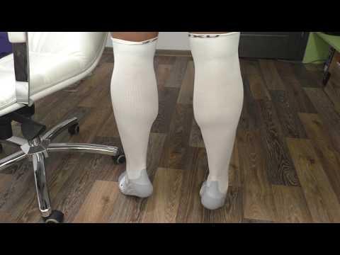 Компрессионные носки гольфы чулки гетры 2XU ► борьба с варикозом!