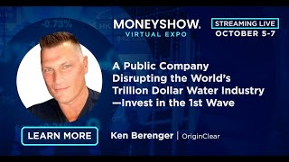 A Public Company Disrupting the World's Trillion Dollar Water Industry - Invest in the 1st Wave