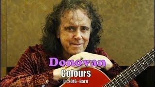 Donovan - Colours (Karaoke)