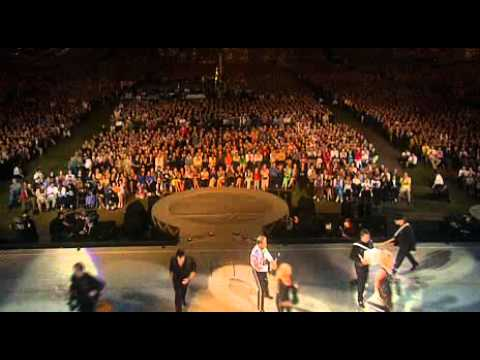 Lord Of The Dance – Feet Of Flames (Hyde Park London).avi