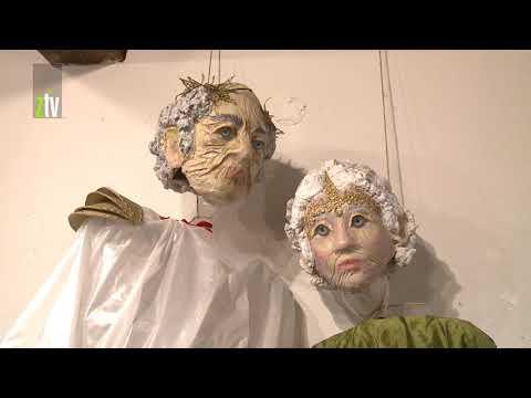 Izložba radova sa lutkarske i keramičke radionice na Romulijani