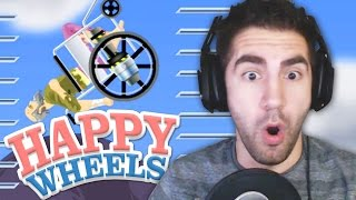 Happy Wheels - DON'T MOVE LEVELS - Part 6
