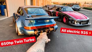SCARIEST CAR IVE EVER DRIVEN! 850HP TWIN TURBO PORSCHE FROM 1975